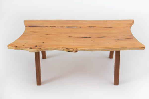 Yew Coffee Table   Fine Furniture