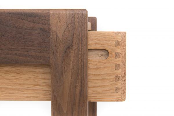 Harker Oak Side Table Side